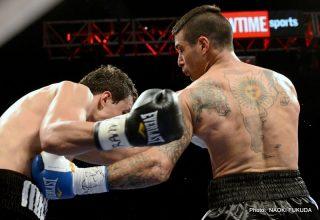 Adrien Broner Andre Berto Broner vs. Taylor Emanuel Taylor Lucas Matthysse Boxing News Boxing Results
