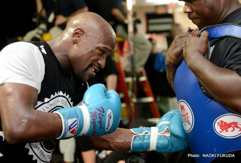 Countdown to Mayweather vs Maidana II: Another Career Defining Moment for Mayweather?