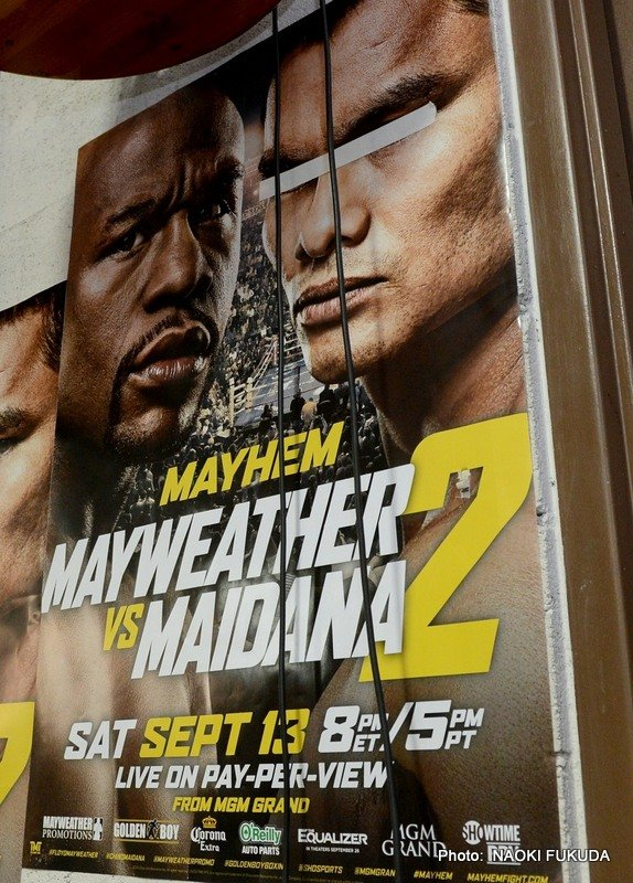 History of welterweight & junior middleweight rematches say Maidana has a solid chance to win Mayweather rematch