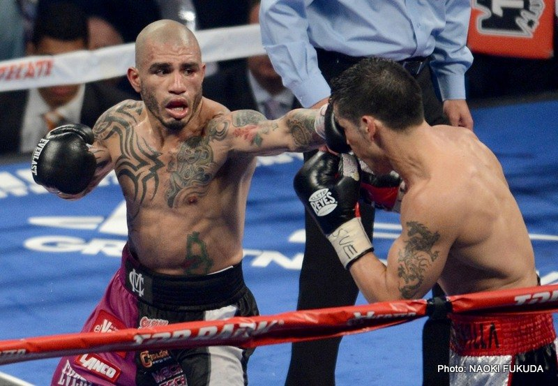 Cotto vs. Martinez, Miguel Cotto, Sergio Martinez -  A great performance is like a promise; a promise from the boxer to the fans stating in clear terms the particular skillset and degree of talent that will be, from that moment on, demonstrated in the ring.  The punching power, the speed, the confidence, the grit…these are the attributes we seek out in our modern day warriors.  String a few great performances together and the promise intensifies, growing brighter and hotter like a giant sun until it inevitably implodes.