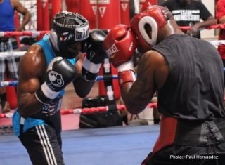 """LAS VEGAS (June 30, 2014) -- With less than two weeks to go until his SHOWTIME PPV® showdown with Canelo Alvarez (43-1-1, 31 KOs), WBA Super Welterweight World Champion Erislandy """"The American Dream"""" Lara (19-1-2, 12 KOs) is looking sensational in sparring and running on all cylinders."""