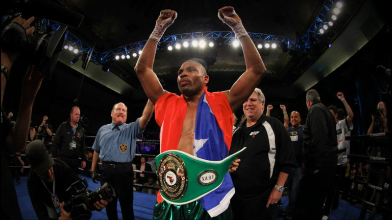 Thomas Dulorme Eyes Bout With Manny Pacquiao
