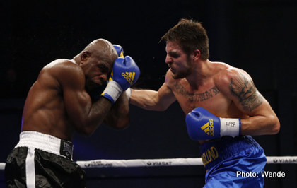 Erik Skoglund Glen Johnson Boxing Results