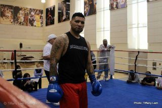 """Fred Kassi - This Saturday sees the return of """"The Nightmare"""" Chris Arreola, fighting in a 10 round contest against relative unknown Fred Kassi in El Paso, Texas on the undercard of Carl Frampton's IBF 122 lb title defence against Mexico's Alejandro Gonzalez Jr."""