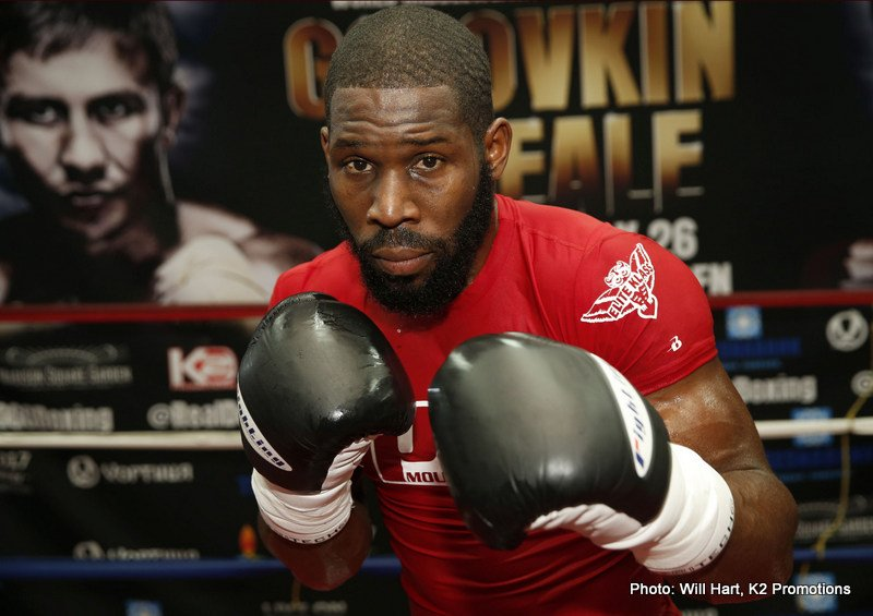 Bryant Jennings vs Luis Ortiz on Dec 9