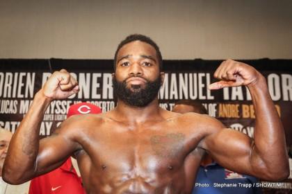 Adrien Broner John Molina jr. Boxing News