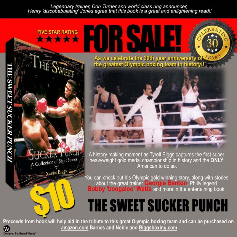The Sweet Sucker Punch: Rocky Lockridge