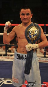 Boxing Sheffield Ponds Forge 14