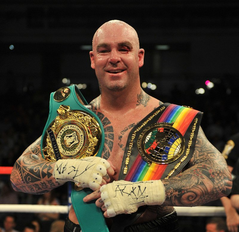Rahman backs Lucas Browne to defeat Ruslan Chagaev