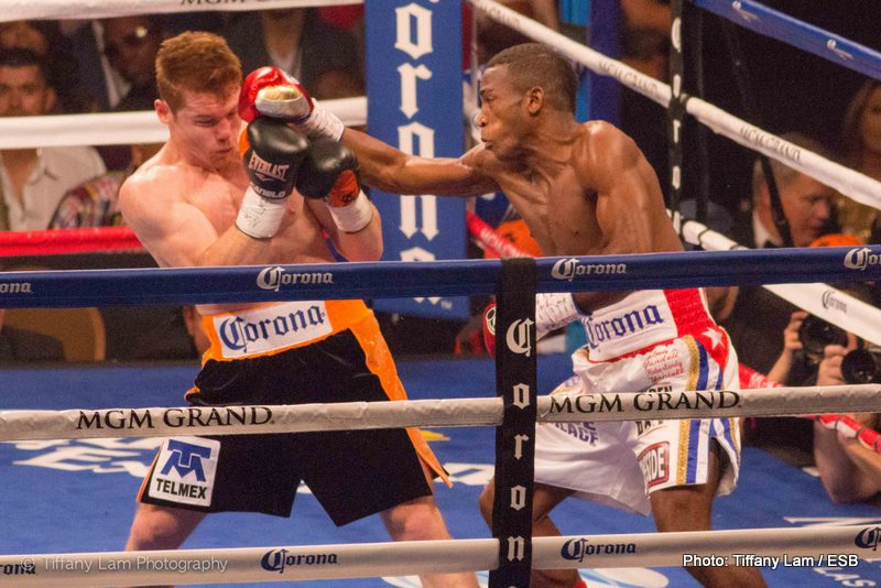 Lara Proves Wrong Thing in Loss to Canelo