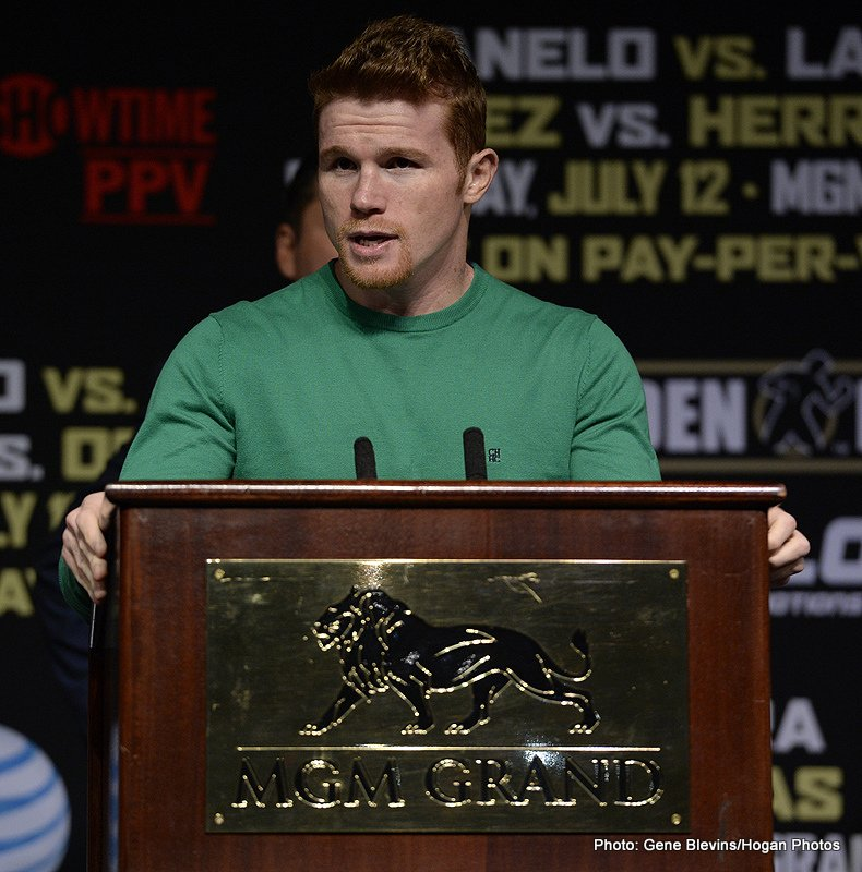 "A figure like Saul Alvarez is good for boxing because it unifies the most loyal and numerous fan base in boxing today. Mexican fans are a dream; they are faithful to their dear, hostile to the opposition and willing to spend their hard earned money on their favorite boxer. The industry depends on them as the greatest marketing force and the ""macho"" element in their culture makes them the perfect target group for boxing entertainment."