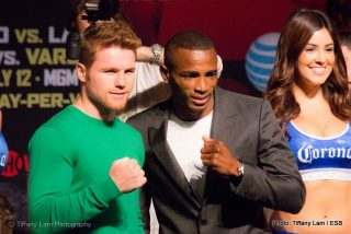 Erislandy Lara - To the victor goes the spoils' which includes an upgrade to elite status for winner of Showtime's PPV main event this Saturday night, at the MGM Grand Garden Arena in Las Vegas, Nevada. There are many questions that remain just days before these men battle for Pride and Glory.