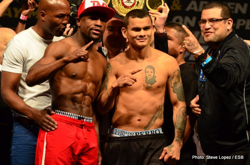 """The Moment"": Mayweather vs Maidana – Keys to Victory, Four to Explore, Final Prediction"