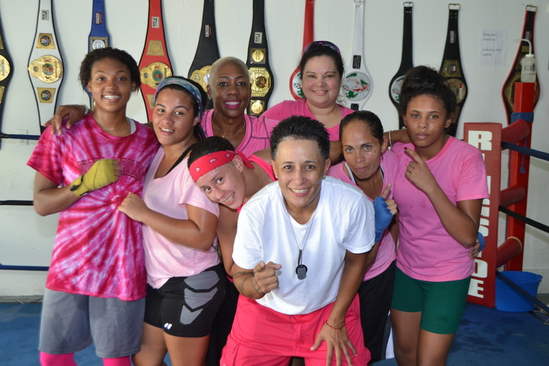 South Florida Female Boxing Team: Under the Radar, Above the Rim