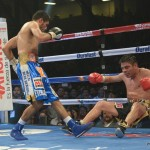 Boxing Results - We may have seen the end of 35-year-old Jorge Arce (64-8, 49 KOs) last Saturday night in his 11th round knockout loss to WBC featherweight champion Jhonny Gonzalez (57-8, 48 KOs) at the Centro de Usos Multiples, Los Mochis, Sinaloa, Mexico. Arce was knocked down three times in the fight.