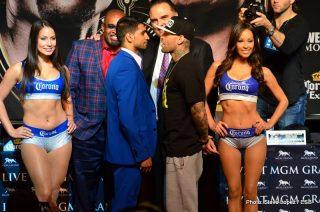 Broner vs. Molina Khan vs. Collazo
