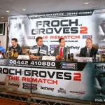 Carl Froch Froch vs. Groves 2 George Groves British Boxing Press Room