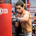 Danny Garcia Garcia vs. Salka Boxing News