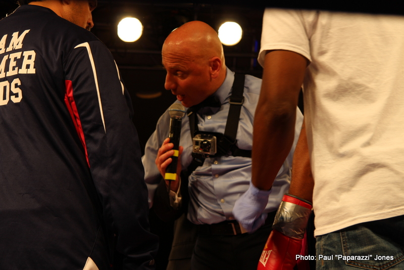 """- Paul """"Paparazzi"""" Jones & Justin Jones 