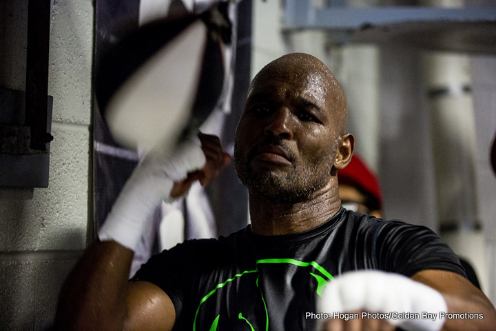 Bernard Hopkins still aims to have one last fight, but it won't be against GGG