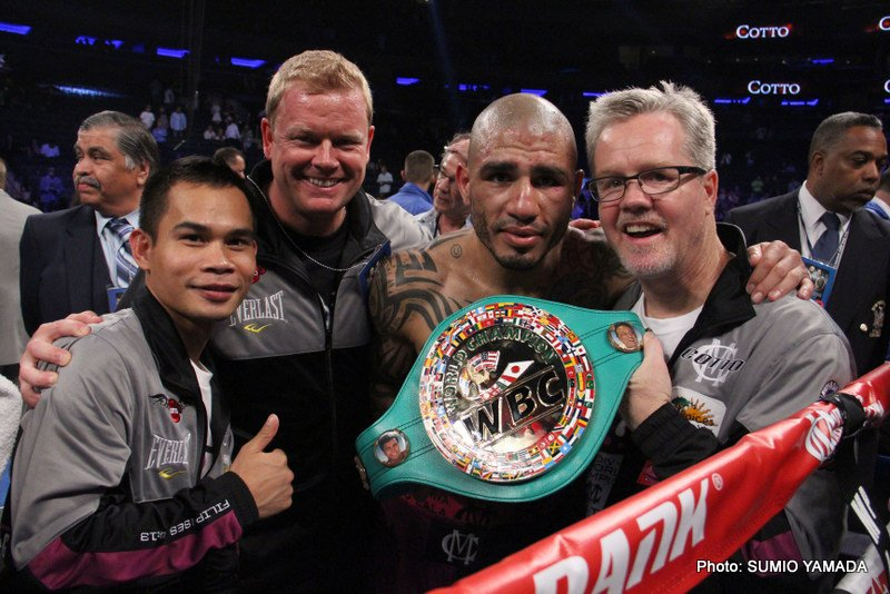 Miguel Cotto: Puerto Rico's Shining Star