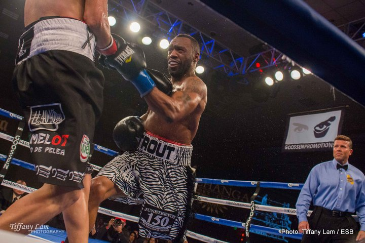 Trout defeats Grajeda; Tarver stops Banks