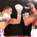 """Boxing Results - By Justin Jones & Paul """"Paparazzi"""" Jones 