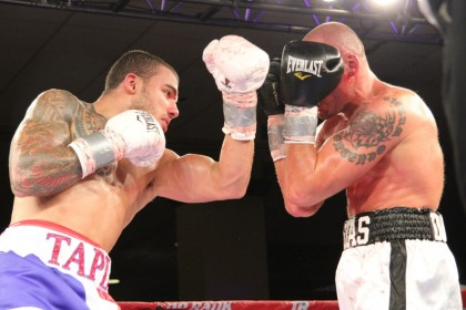 Glen Tapia Jesse Hart Mike Reed Boxing News Boxing Results Top Stories Boxing