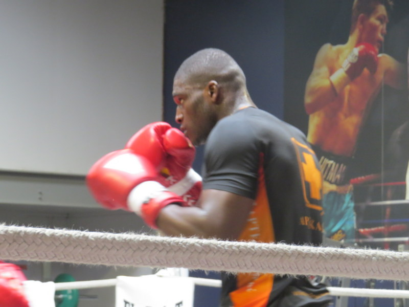 Izu Ugonoh - A Polish guy with Nigerian parents walks into a gym in New Zealand....it sounds like the beginnings of a good joke but it is merely proof once again how the sport of boxing can uplift a fighter from everything they know and transport them halfway around the world as they seek to take their tools of trade on the road, mapping out a journey to championship belts and a better life.