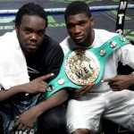 Izu Ugonoh - Kevin Barry is currently coaching Las Vegas based (by way of New Zealand) heavyweight prospect Joseph Parker. However Joseph Parker isn't the only talented heavyweight Barry is training, he also has 28 year old Polish heavyweight Izuagbe Ugonoh (10-0-0) on his training books, and he thinks Ugonoh like Parker has the potential to be a world class heavyweight.