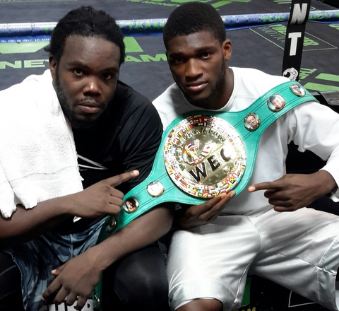 Interview: ESB catches up with Bermane Stiverne sparring partner Izu Ugonoh