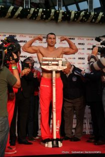Klitschko vs. Pulev Kubrat Pulev Wladimir Klitschko Press Room