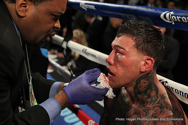 "Gabriel Rosado tears into ""coward"" Billy Joe Saunders; proposed match-up off Canelo-Smith card"