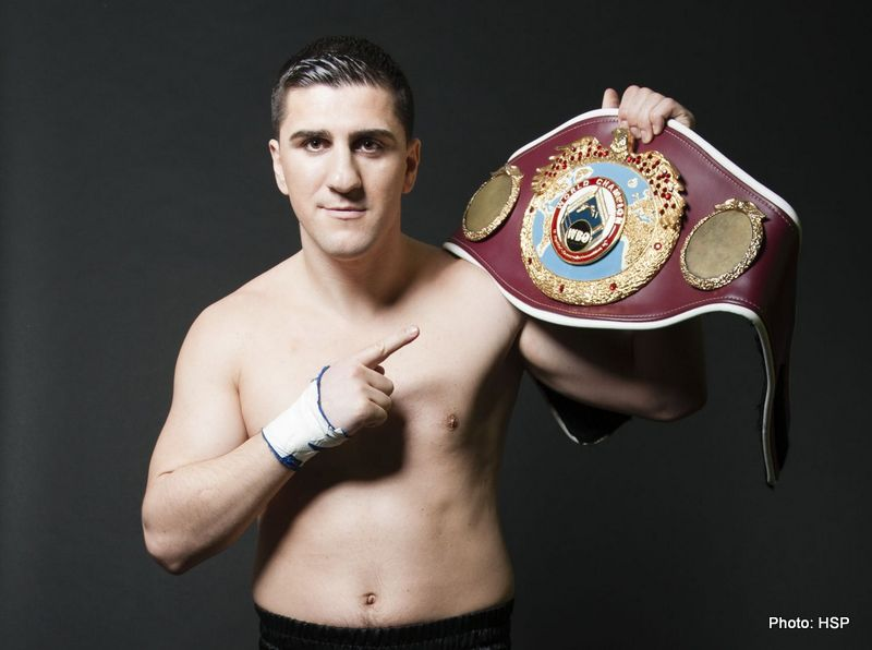 Marco Huck - Press Room