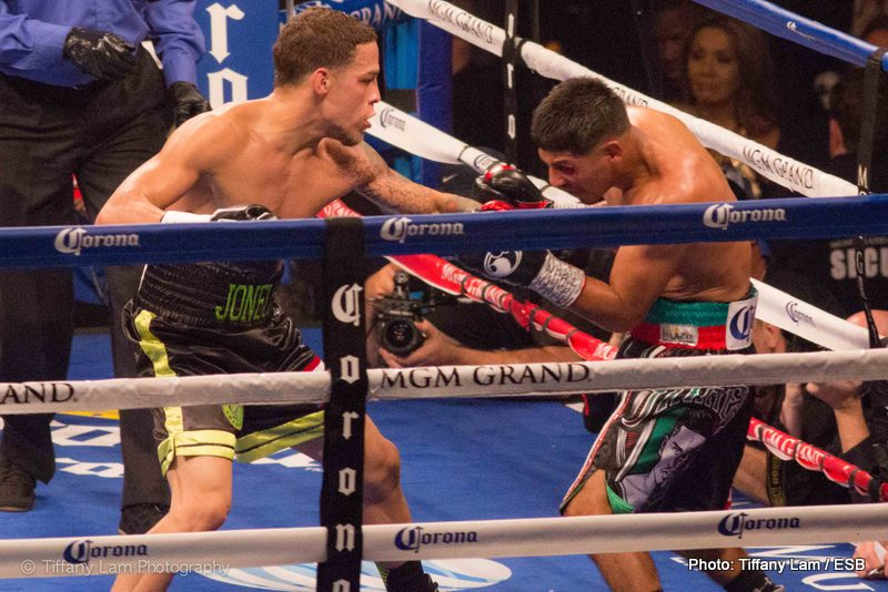 Showtime PPV Results: Mares beats Oquendo