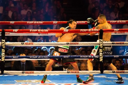 Juan Manuel Marquez Miguel Cotto Boxing News