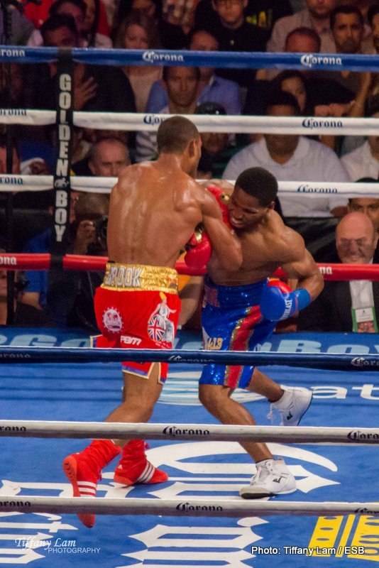 Kell Brook Backs Terry Flanagan / Set To Announce Opponent This Weekend