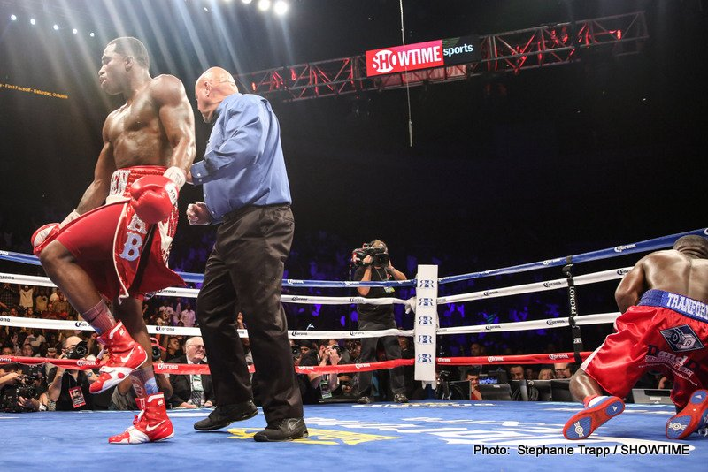 Adrien Broner Outduels Emanuel Taylor In An Instant Classic On SHOWTIME