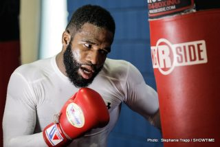 """Adrien Broner, Broner vs. Taylor, Emmanuel Taylor - SHOWTIME® Sports will offer a live stream of Friday's official weigh-in for Broner vs. Taylor taking place this Saturday, Sept. 6, live on SHOWTIME® immediately following the premiere of """"ALL ACCESS: Mayweather vs. Maidana 2"""" Episode 2 at 9 p.m. ET/ 6 p.m. PT."""