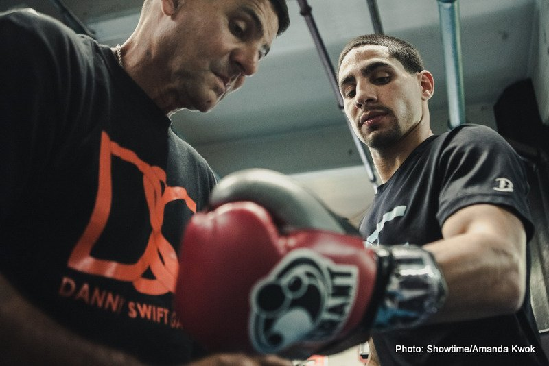 Garcia vs Malignaggi on August 1 – ESPN