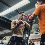 Danny Garcia Garcia vs. Salka Rod Salka Press Room