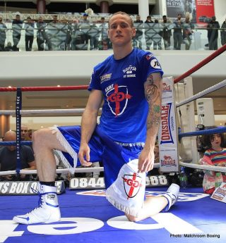 Carl Froch Froch vs. Groves 2 George Groves Boxing News British Boxing
