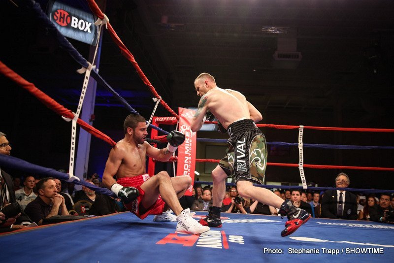 Rod Salka Wins Unanimous Decision Victory Over Alexei Collado In ShoBox Main Event