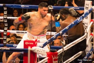 Arreola vs. Stiverne Bermane Stiverne Chris Arreola Boxing News Boxing Results Top Stories Boxing