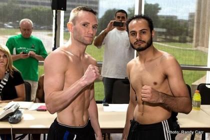 Noah Zuhdi Boxing News Boxing Results