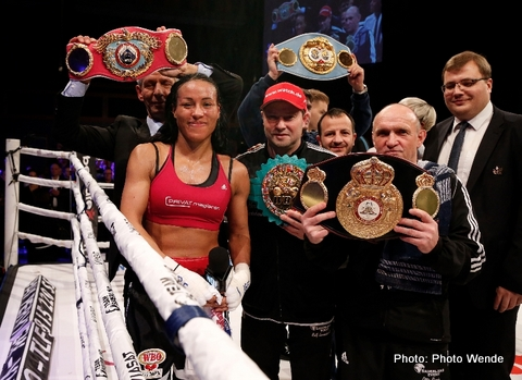 Cecilia Braekhus Boxing News Boxing Results