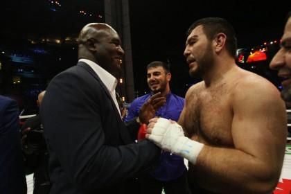 Chagaev vs. Oquendo Fres Oquendo Ruslan Chagaev Boxing News Boxing Results