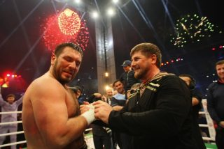 Ruslan Chagaev - BoxNation continually televises the best live International action from around the world and two big world title fights have just been added to the packed schedule with Fedor Chudinov's rematch against Felix Sturm and Ruslan Chagaev's title defence against Lucas Browne.
