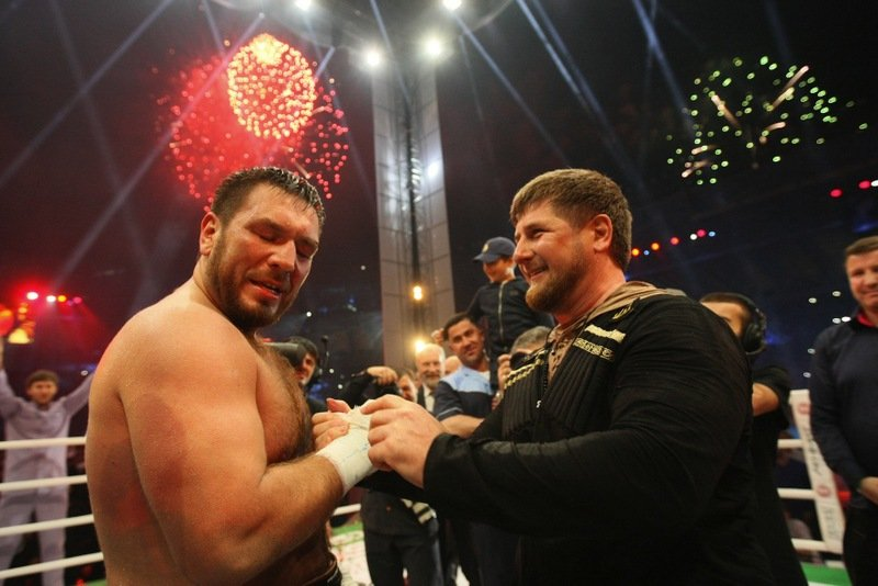 Chudinov vs Sturm II; Chagaev vs Browne Live on BoxNation