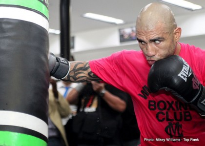Miguel Cotto Timothy Bradley Boxing News